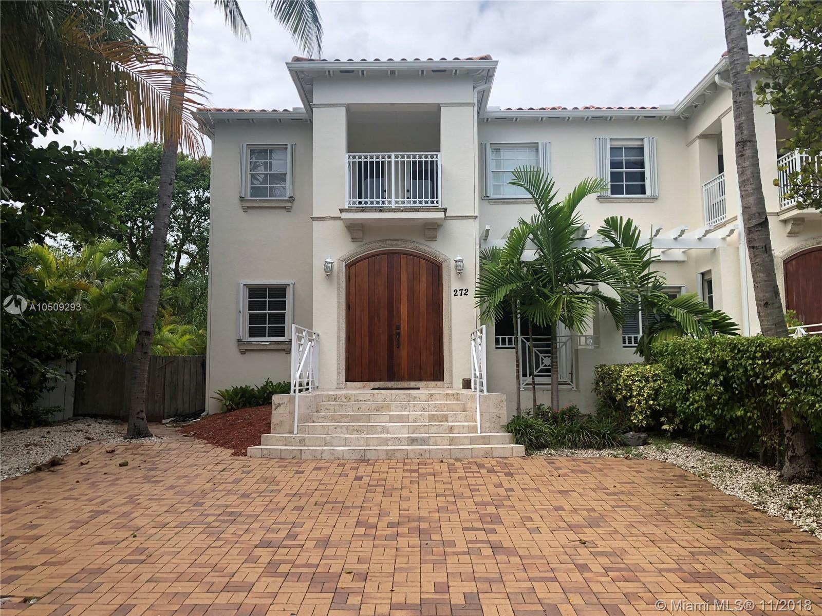 272 Fernwood Rd - Key Biscayne, Florida