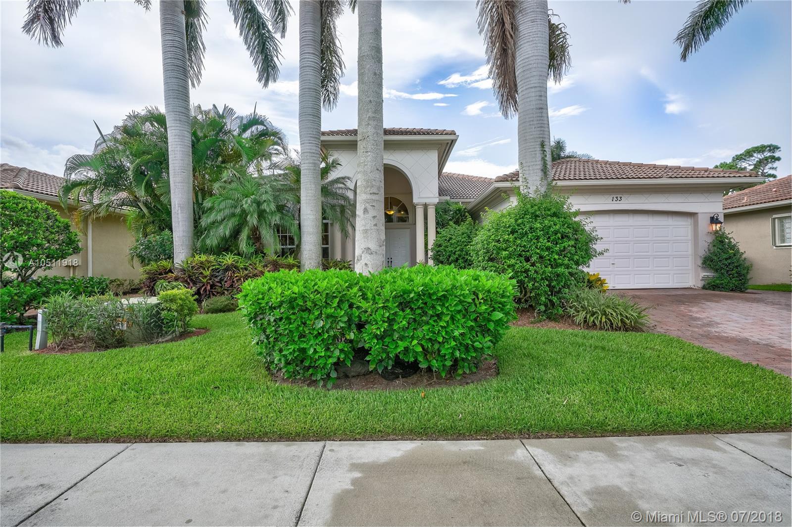 Property for sale at 133 Abondance Dr, Palm Beach Gardens,  Florida 33410