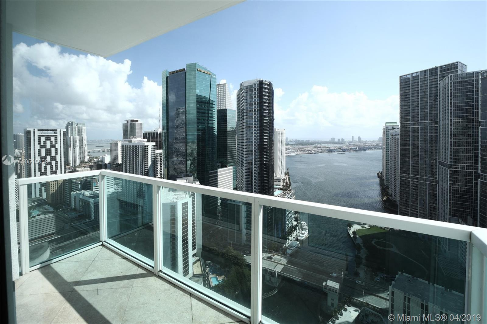 Brickell on the River North Tower #4118 - 31 SE 5th ST #4118, Miami, FL 33131