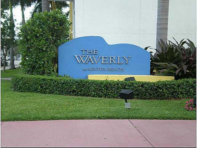 Waverly South Beach #706 - 01 - photo