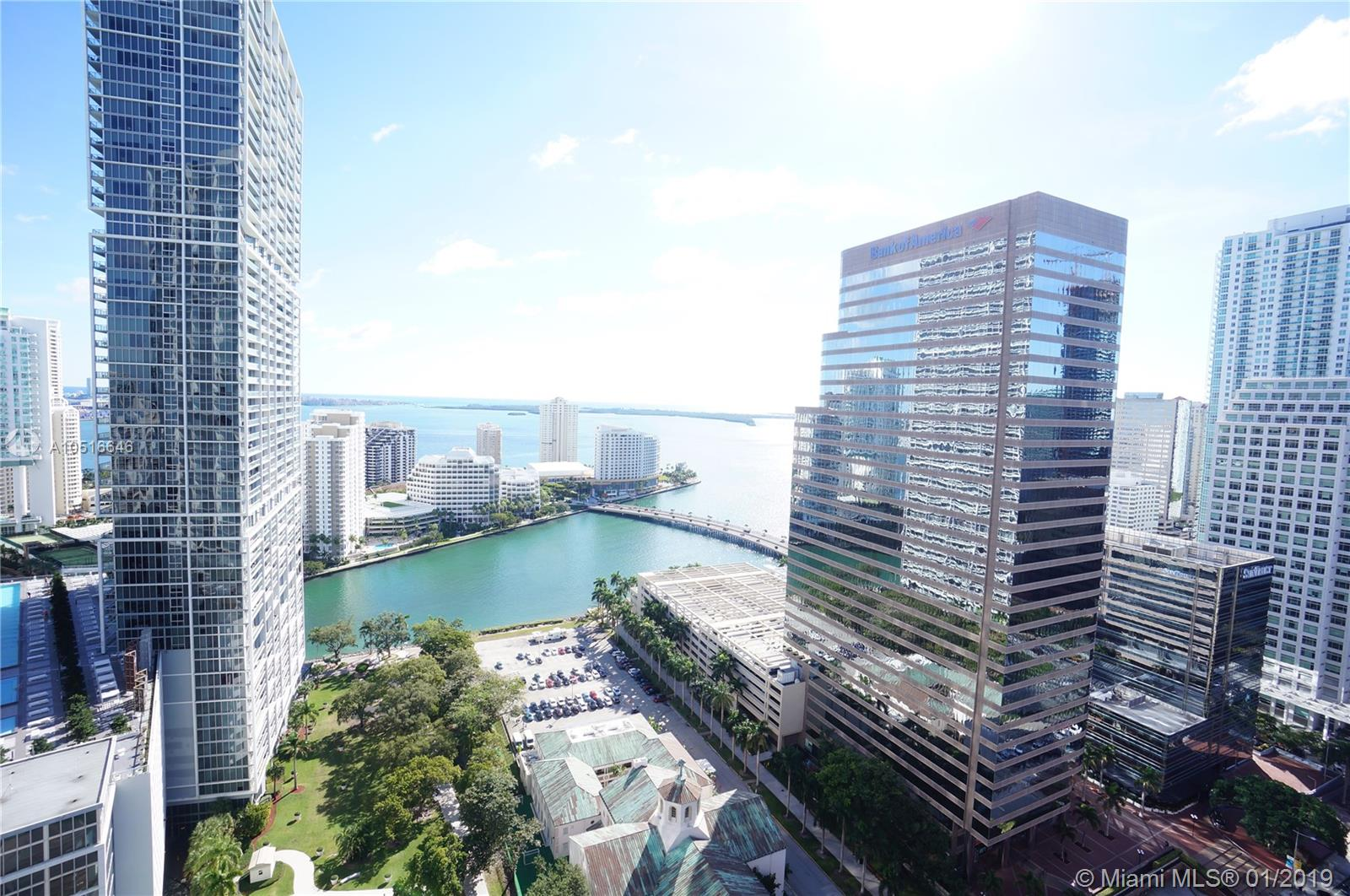 500 Brickell West Tower #3300 - 500 Brickell Ave #3300, Miami, FL 33131