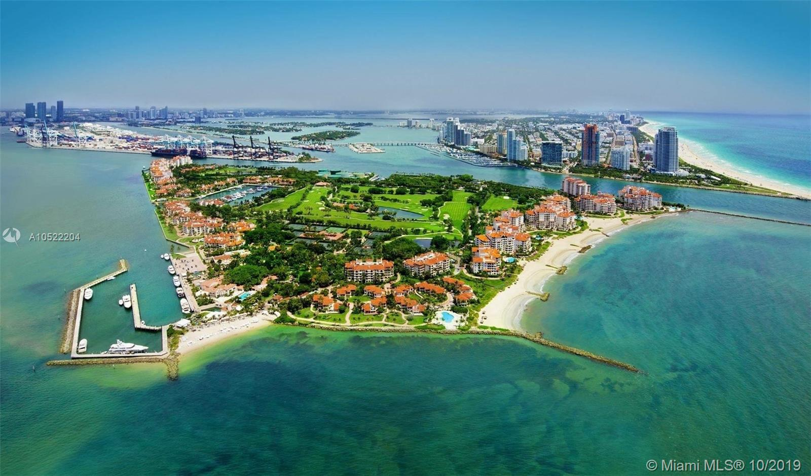 Property for sale at 7412 Fisher Island Dr Unit: 7412, Fisher Island,  Florida 33109