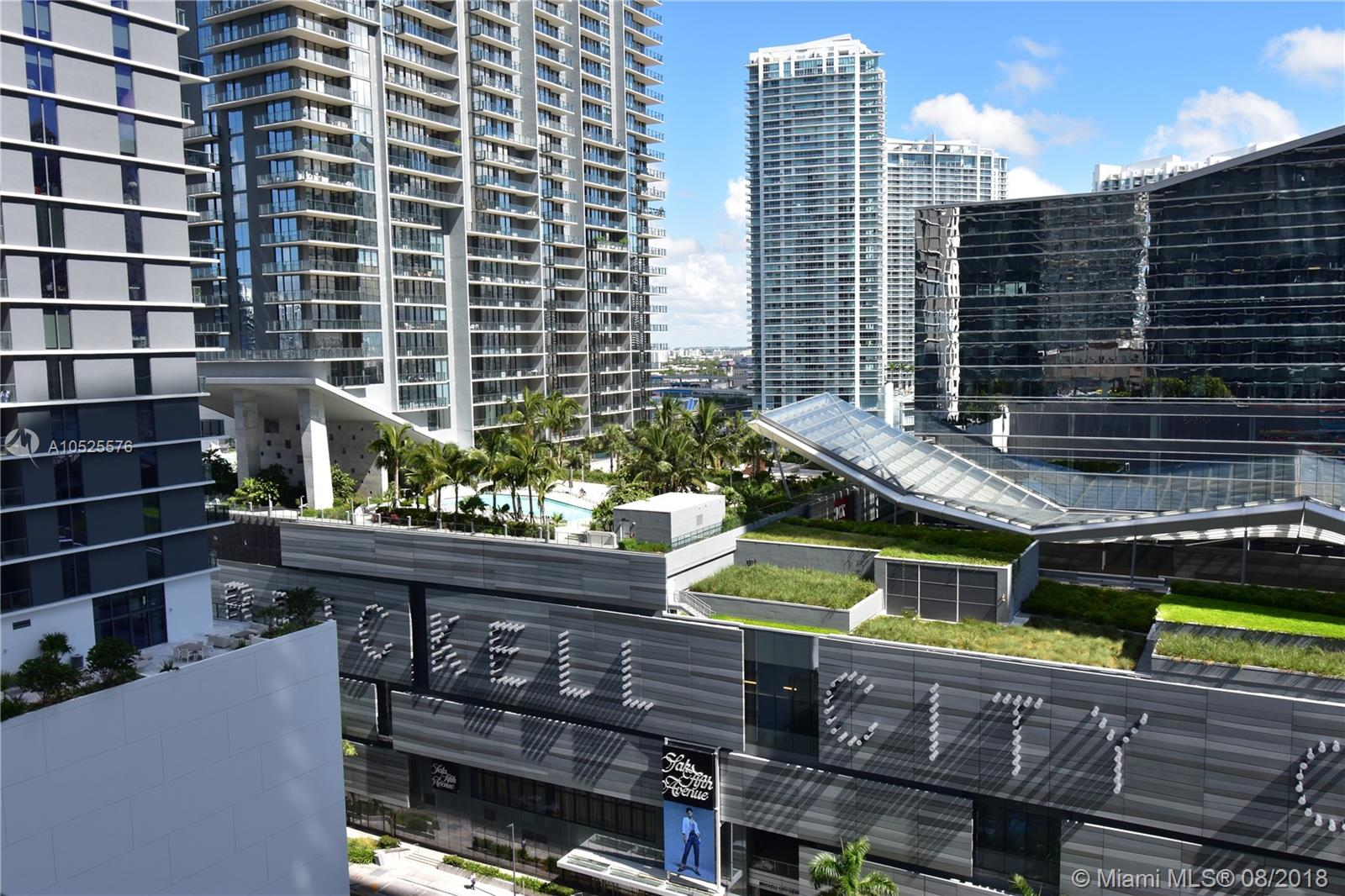 Brickell Heights East Tower #1410 - 45 SW 9th St #1410, Miami, FL 33130