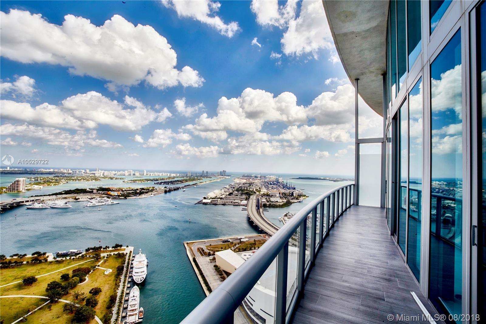 888 Biscayne Blvd, 5111 - Miami, Florida