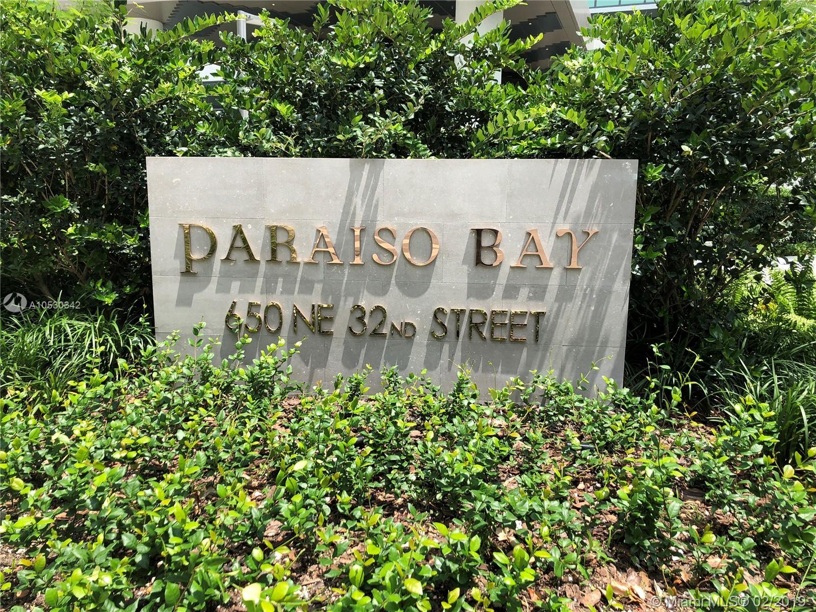 Paraiso Bay #3903 photo22