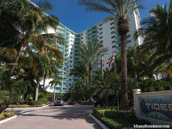 Tides, North Tower #8S - 3801 S Ocean Dr #8S, Hollywood, FL 33019