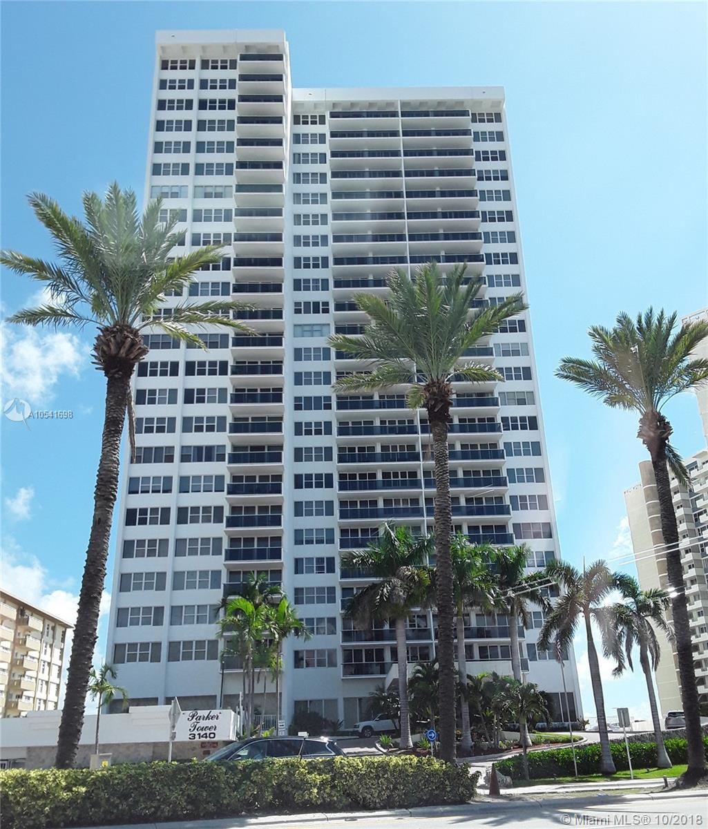Parker Tower #1103 - 3140 S Ocean Dr #1103, Hallandale Beach, FL 33009