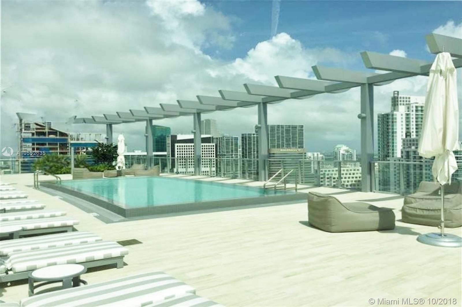 1100 Millecento #3707 - 1100 S Miami Avenue #3707, Miami, FL 33130