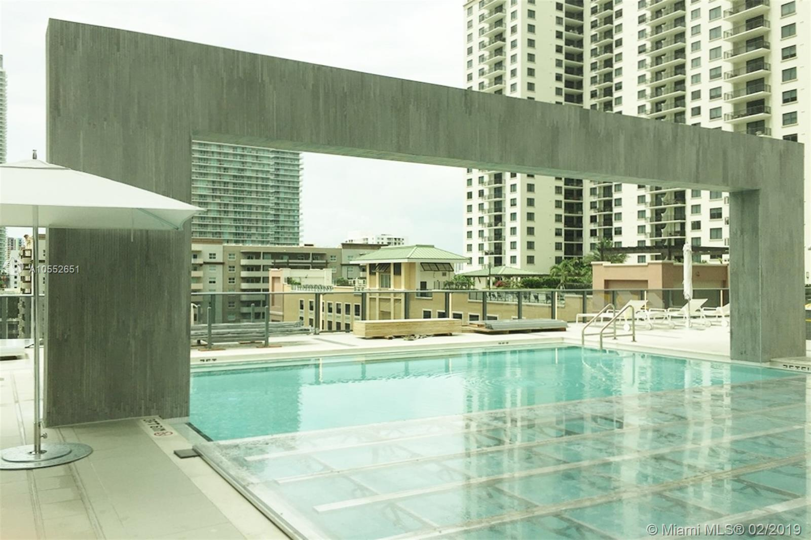 Brickell Heights East Tower #1010 - 45 SW 9 Street #1010, Miami, FL 33130