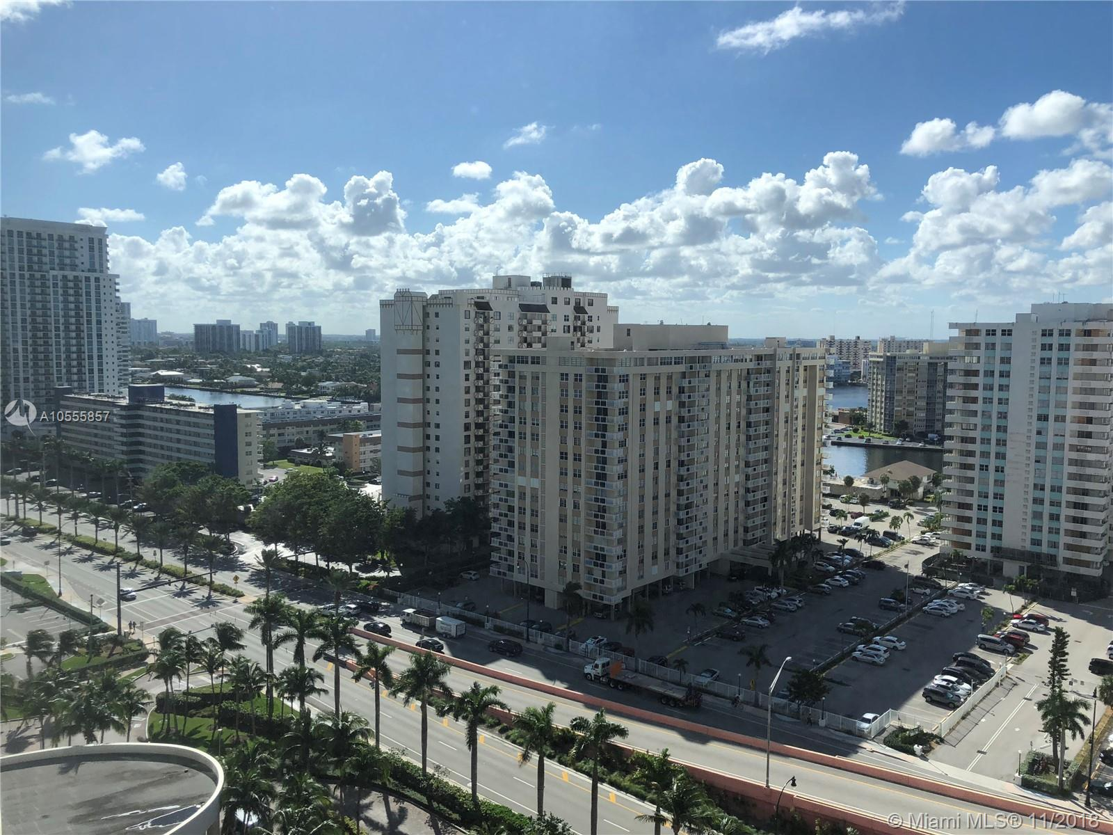 Beach Club II #1707 - 1830 S OCEAN DRIVE #1707, Hallandale Beach, FL 33009