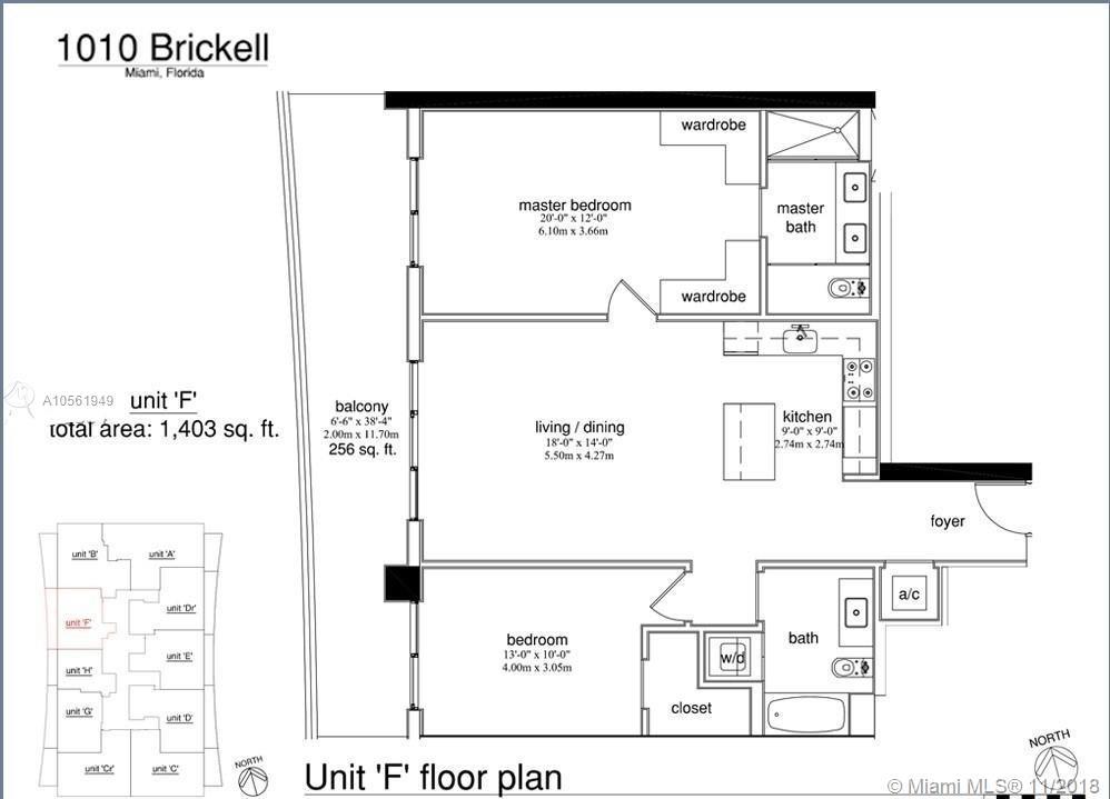 1010 Brickell Avenue #3909 photo07