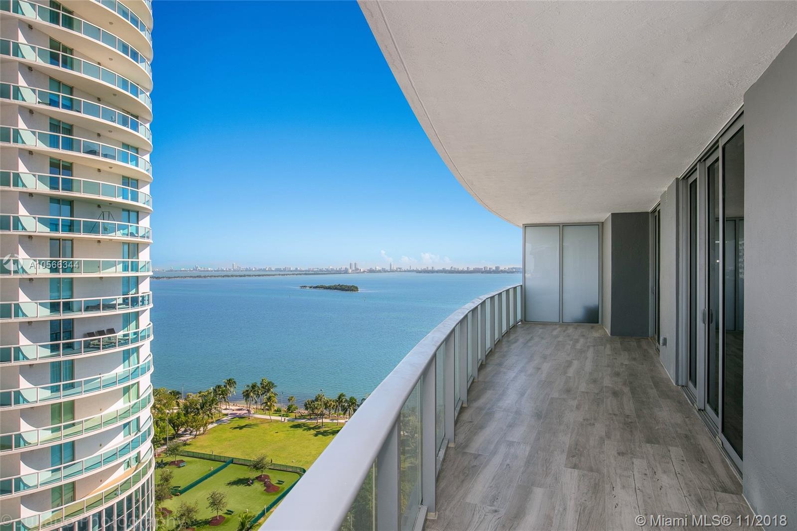 Aria on the Bay #1711 - 488 NE 18 Street #1711, Miami, FL 33132