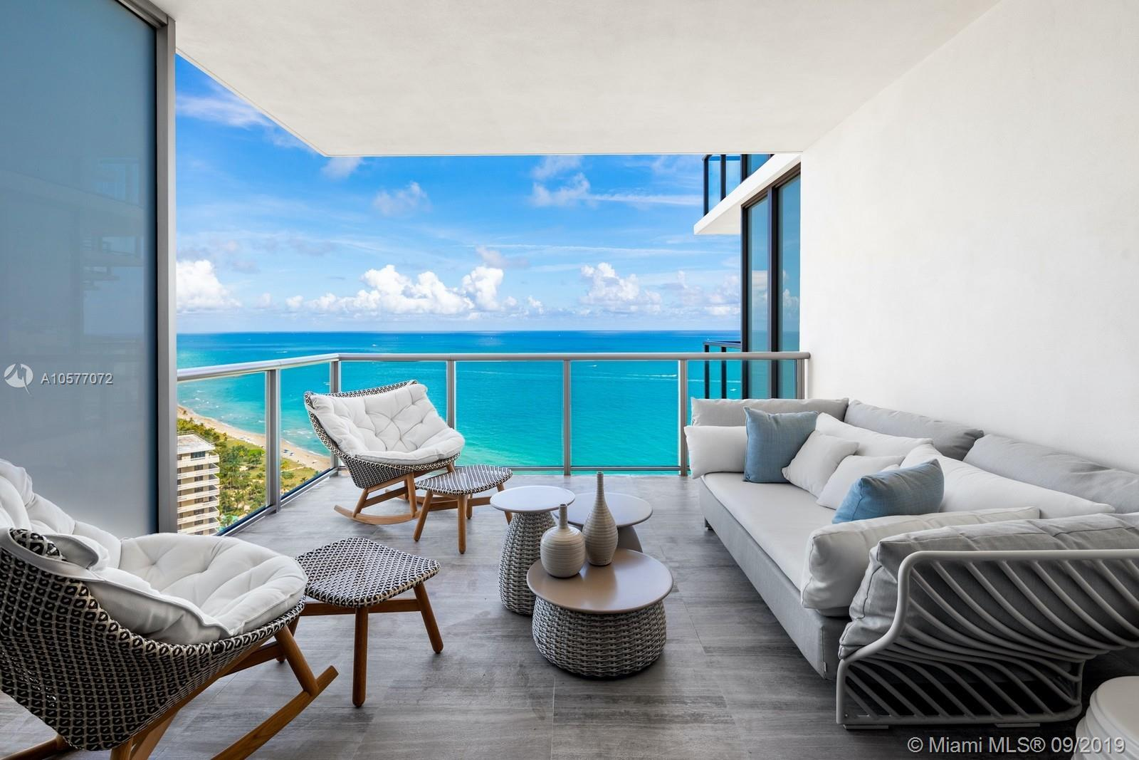 9703 Collins Ave, 2607 - Bal Harbour, Florida