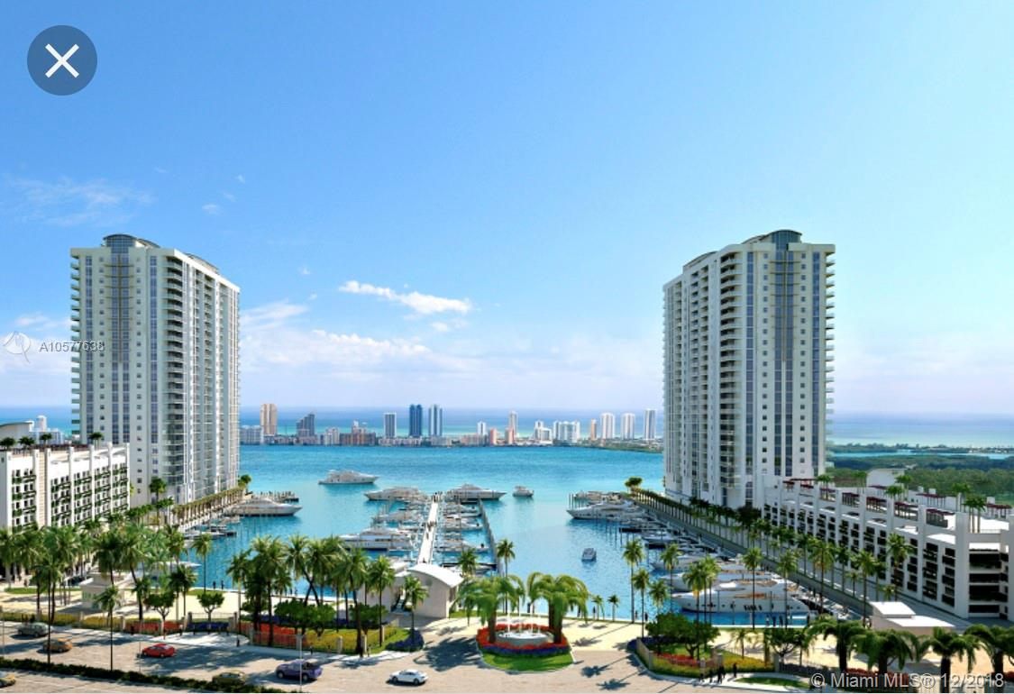 Marina Palms 2 #1604 - 17301 Biscayne Blvd #1604, North Miami, FL 33160