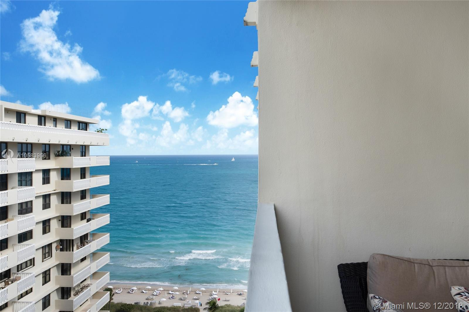 9801 Collins Ave #20V Ocean views photo016