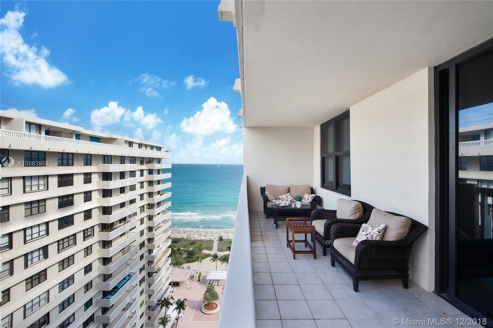 9801 Collins Ave #20V Ocean views photo017