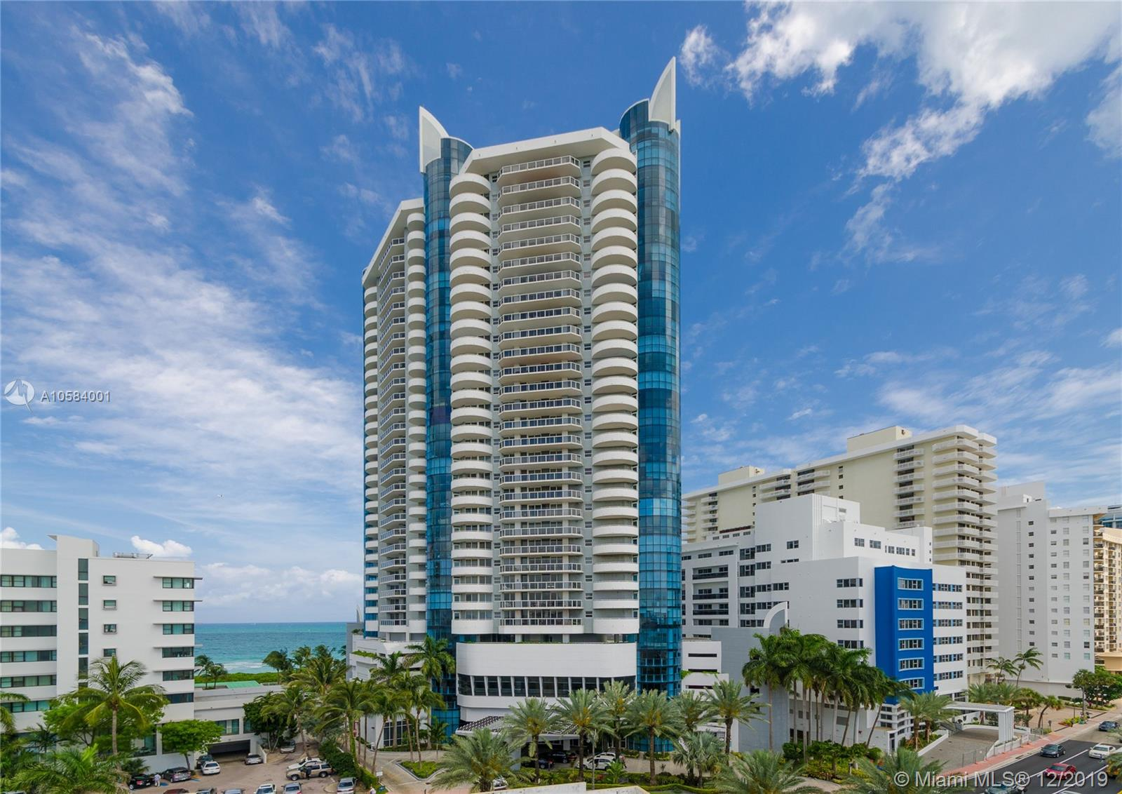La Gorce Palace #1704 - 6301 Collins Ave #1704, Miami Beach, FL 33141