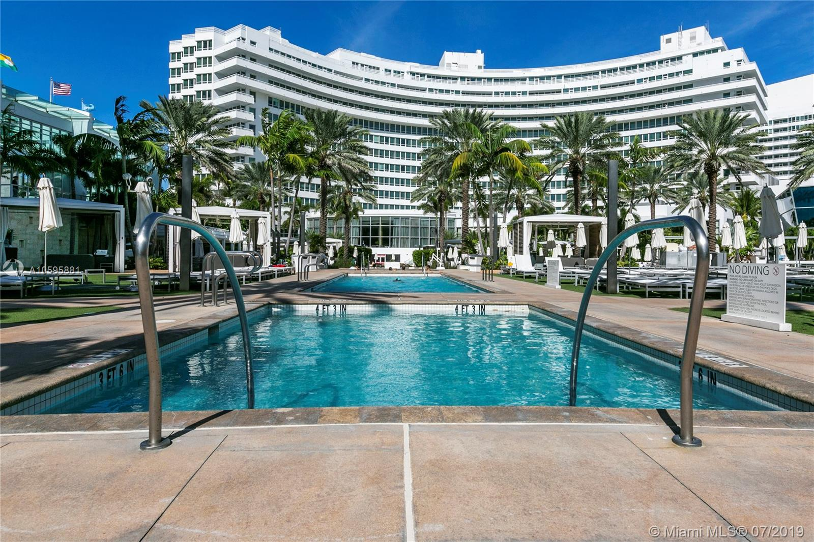 Property 4401 Collins Ave #2610-2612 image 26
