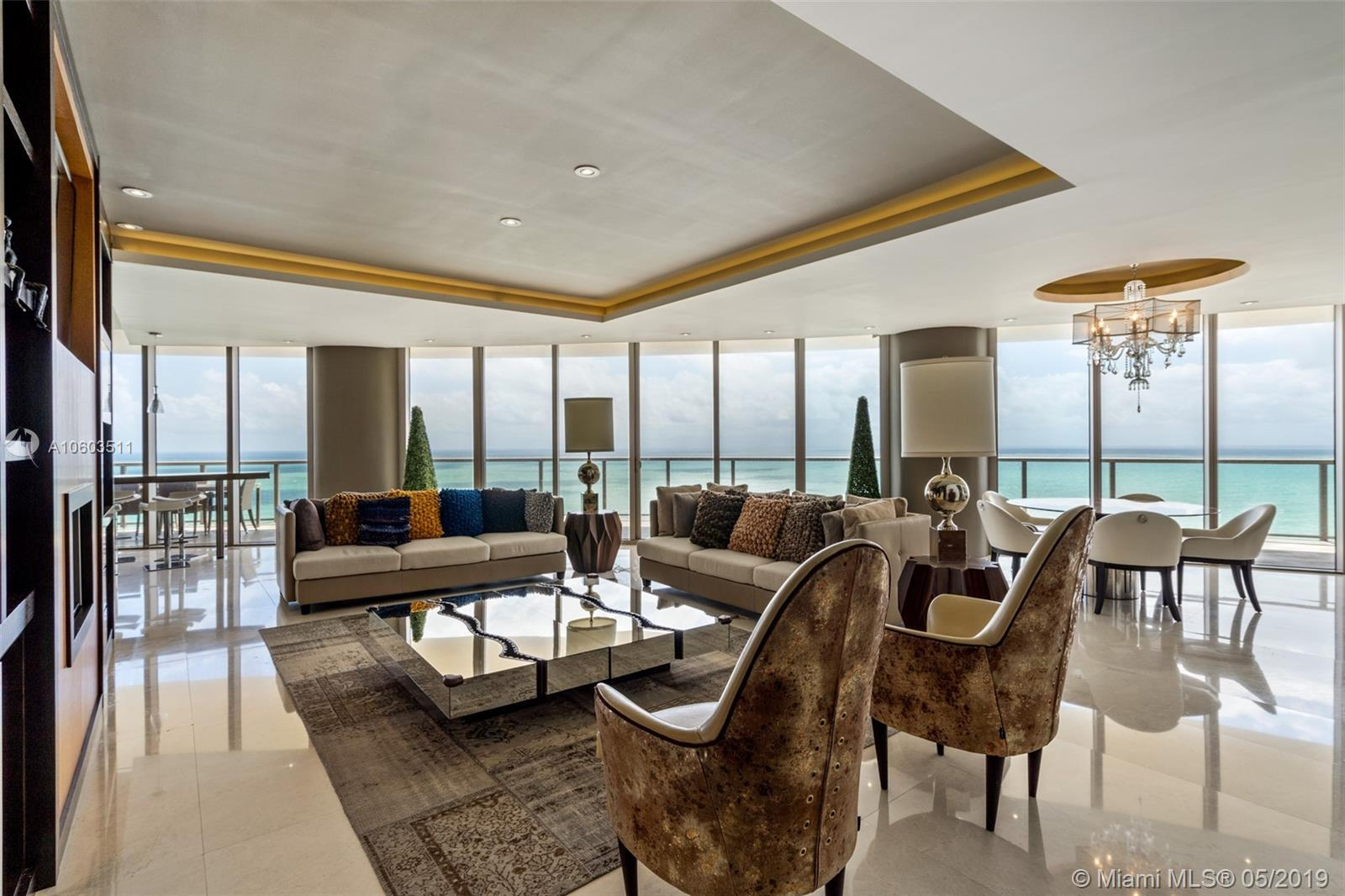 St Regis Bal Harbour Center Tower #2100 - 9703 Collins Ave #2100, Bal Harbour, FL 33154