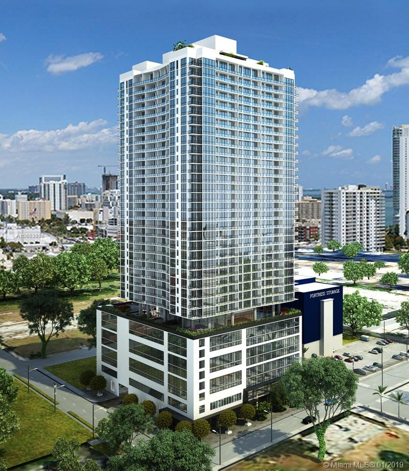 Canvas #2308 - 1600 NE 1ST AVE #2308, Miami, FL 33132