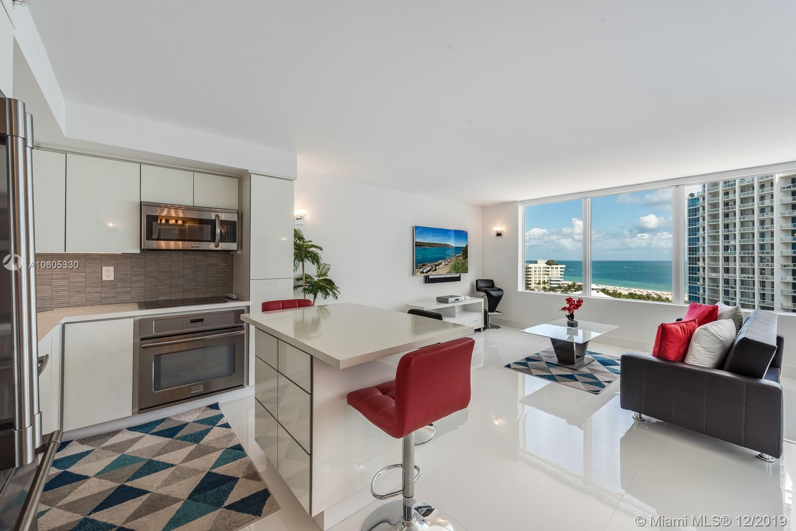 400 S Pointe Dr, 1406 - Miami Beach, Florida