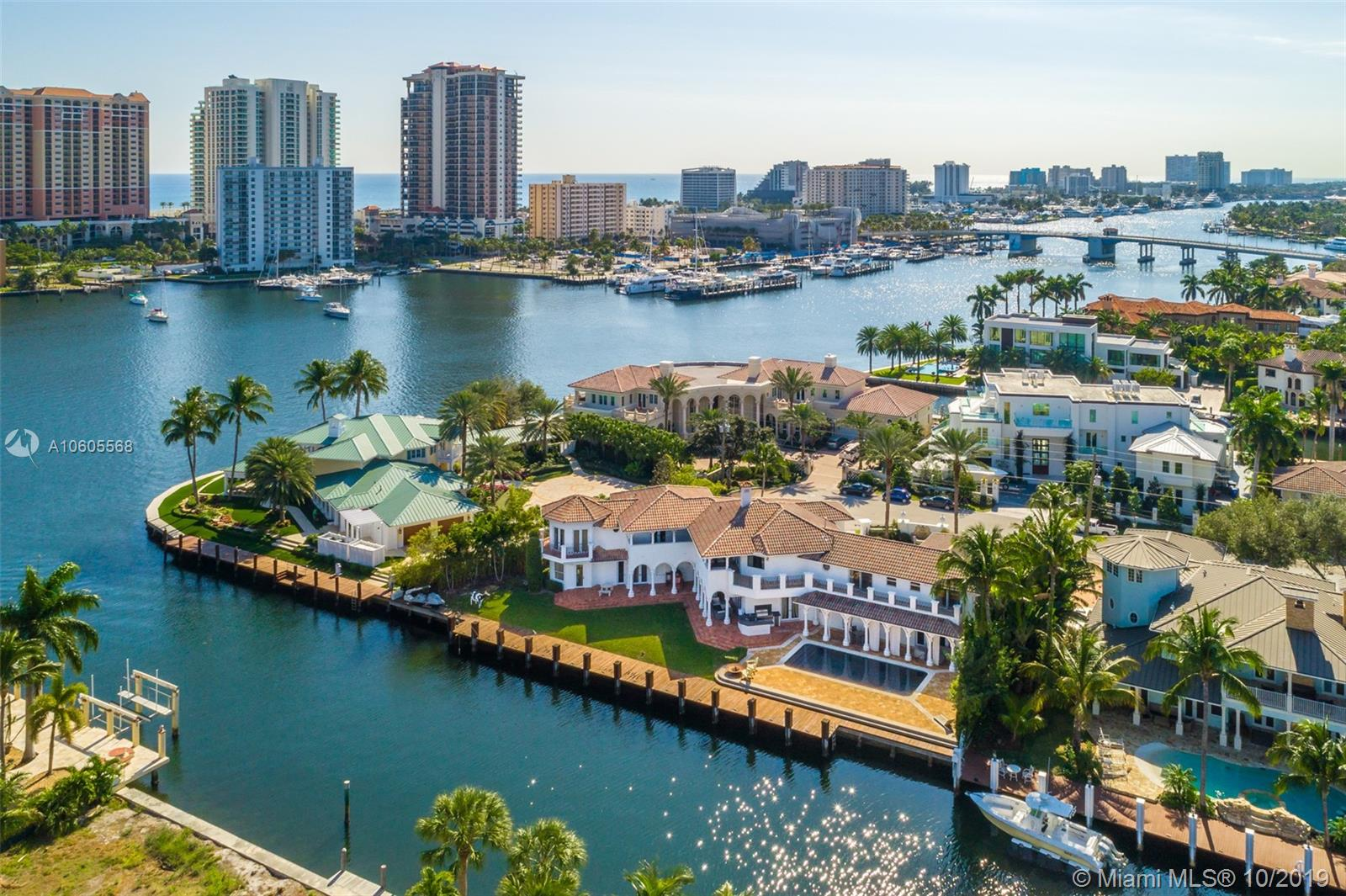 Property for sale at 3 Pelican Dr, Fort Lauderdale,  Florida 33301