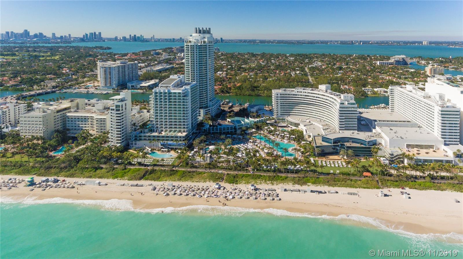 Fontainebleau Tresor #804 - 4401 COLLINS AVE #804, Miami Beach, FL 33140