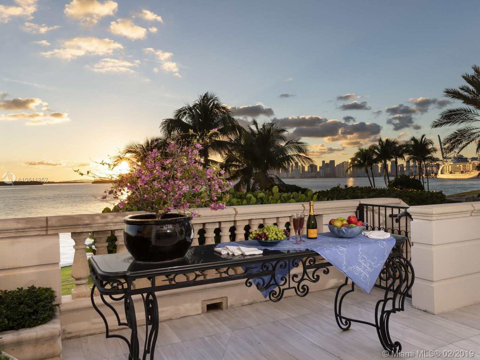 Property for sale at 5012 Fisher Island Dr Unit: 5012/3, Fisher Island,  Florida 33109
