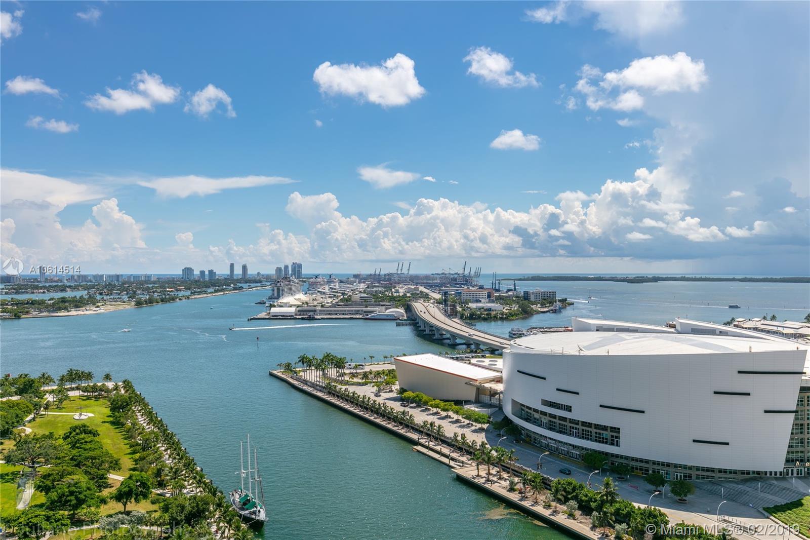 900 Biscayne Bay #2609 - 900 Biscayne Blvd #2609, Miami, FL 33132