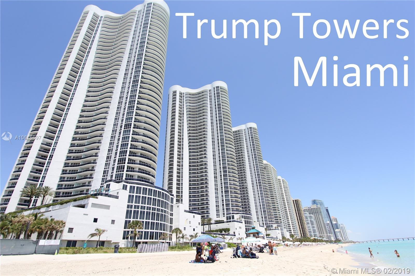 16001 Collins Ave, 1705 - Sunny Isles Beach, Florida