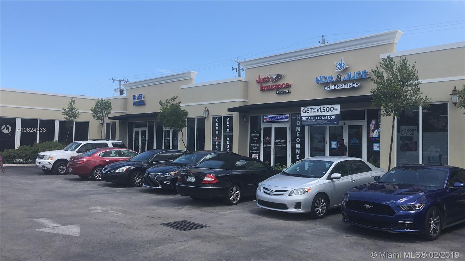 4520 W Hallandale Beach Boulevard, Pembroke Park, Florida 33023, ,Commercial Sale,For Sale,4520 W Hallandale Beach Boulevard,A10624933