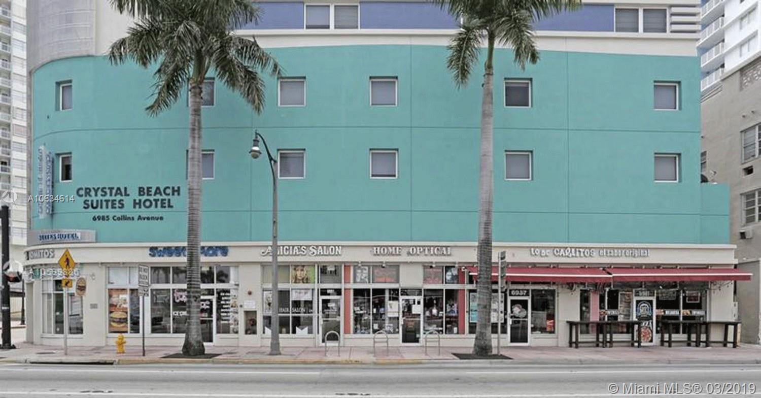 6987-6989 Collins Ave, Miami Beach, Florida 33141, ,Business Opportunity,For Sale,6987-6989 Collins Ave,A10634614