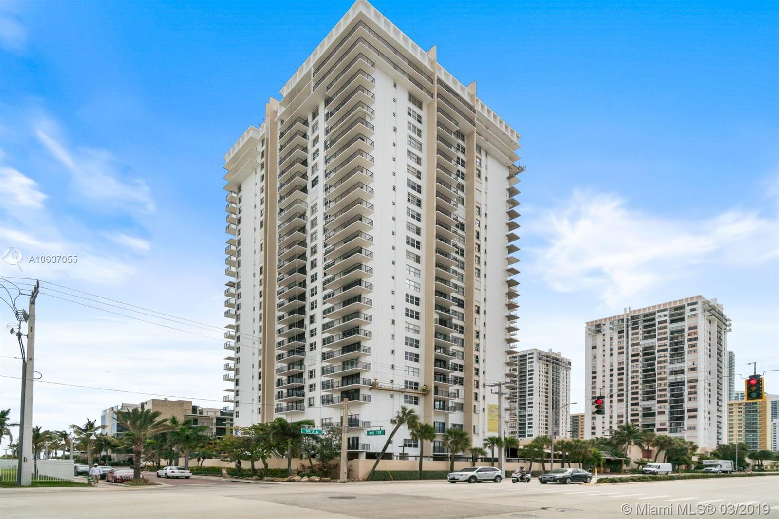 Grenoble, Tower 4 #701 - 2101 S Ocean Dr #701, Hollywood, FL 33019