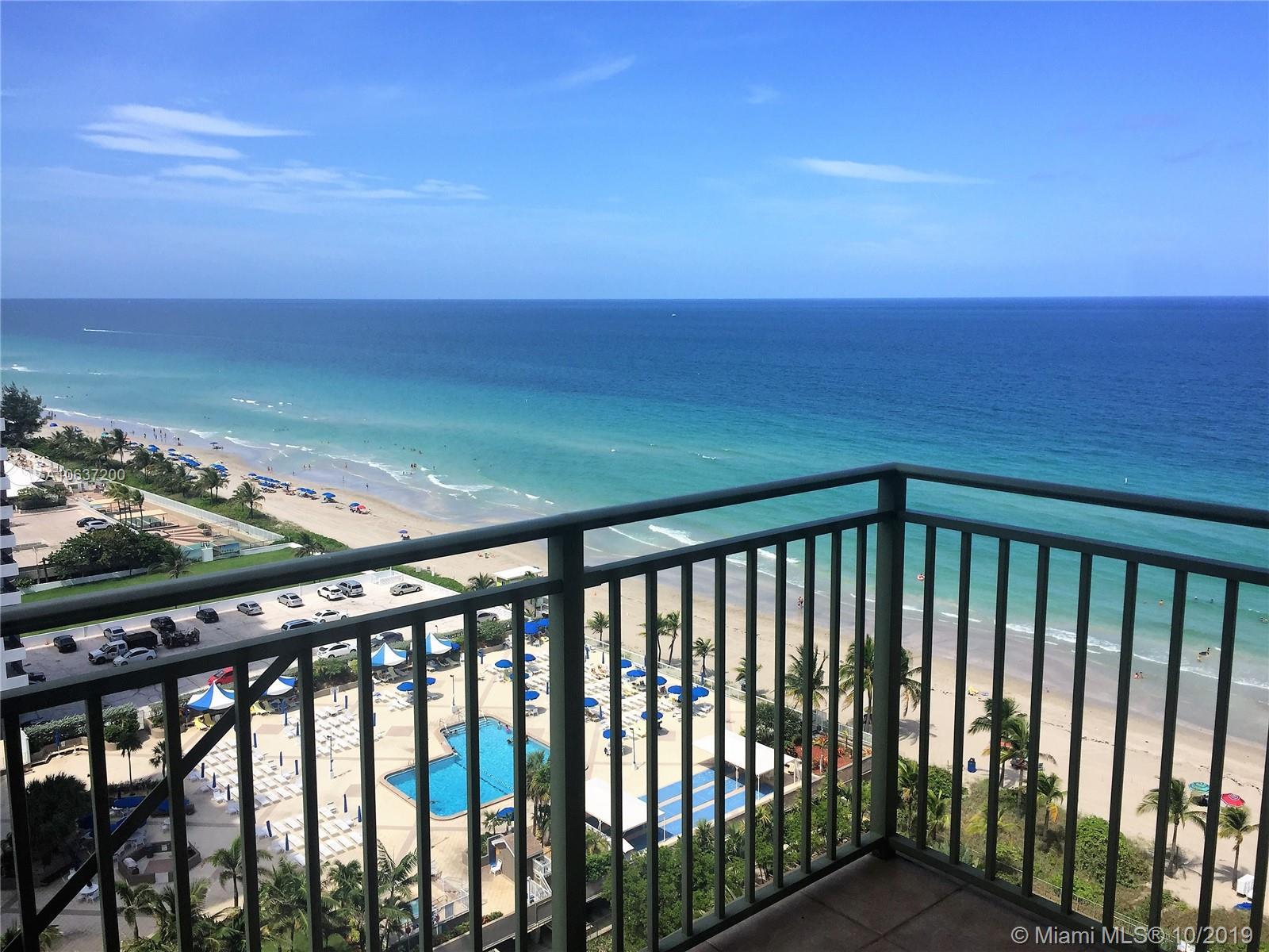 2080 S Ocean Drive # 1606, Hallandale Beach, Florida 33009, 2 Bedrooms Bedrooms, ,2 BathroomsBathrooms,Residential Lease,For Rent,2080 S Ocean Drive # 1606,A10637200