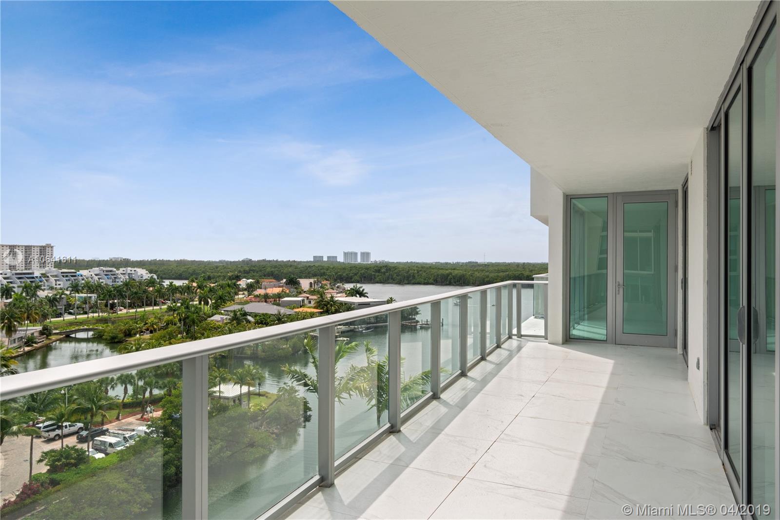 Parque Tower 1 #802 - 300 Sunny Isles Blvd. #802, Sunny Isles Beach, FL 33160