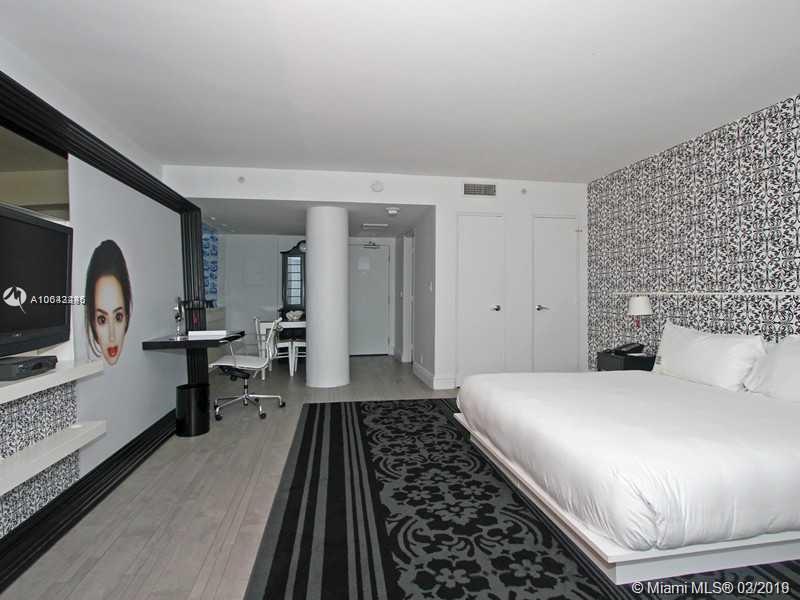 Mondrian South Beach #508 - 1100 WEST AV #508, Miami Beach, FL 33139