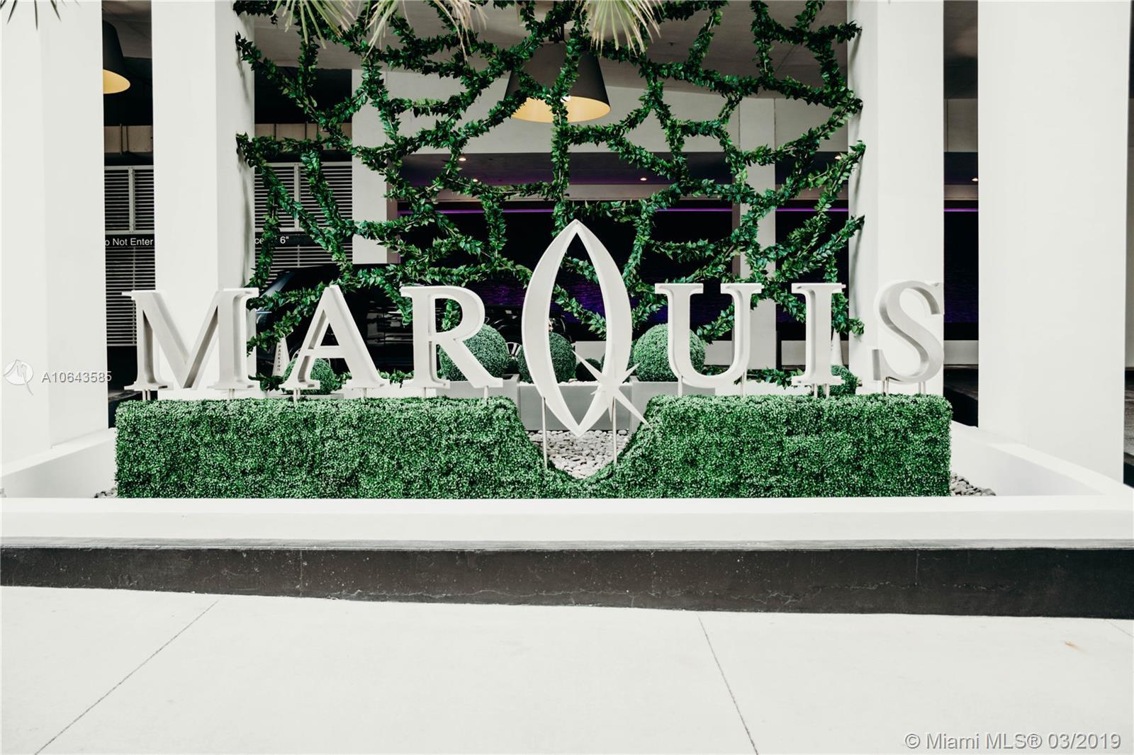Marquis #2901 - 1100 E Biscayne Blvd #2901, Miami, FL 33132