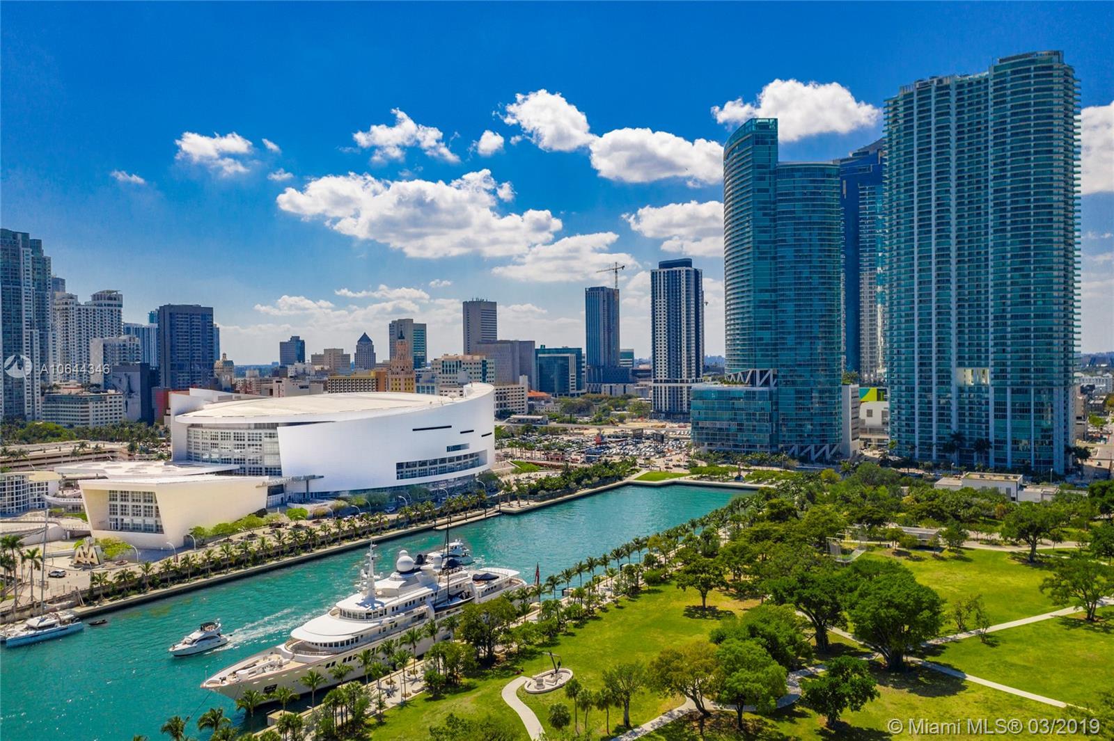 888 Biscayne Blvd, CU6 - Miami, Florida