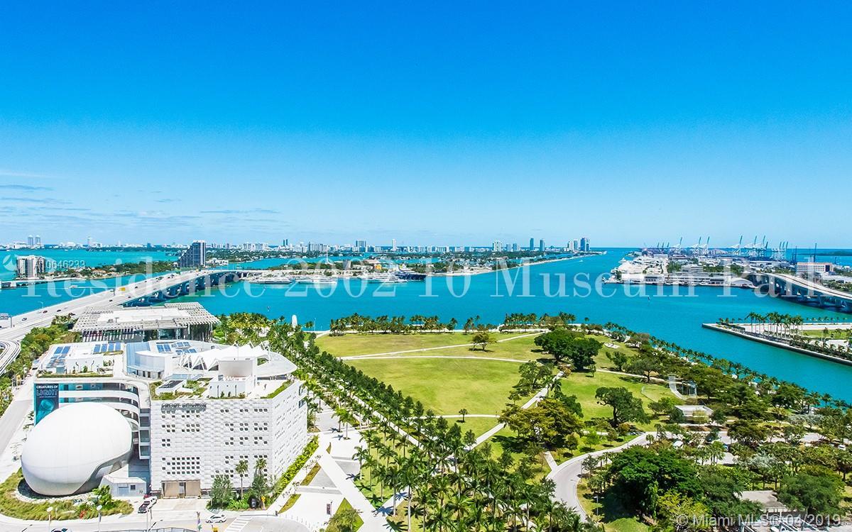 Ten Museum Park #2002 - 1040 Biscayne Blvd #2002, Miami, FL 33132