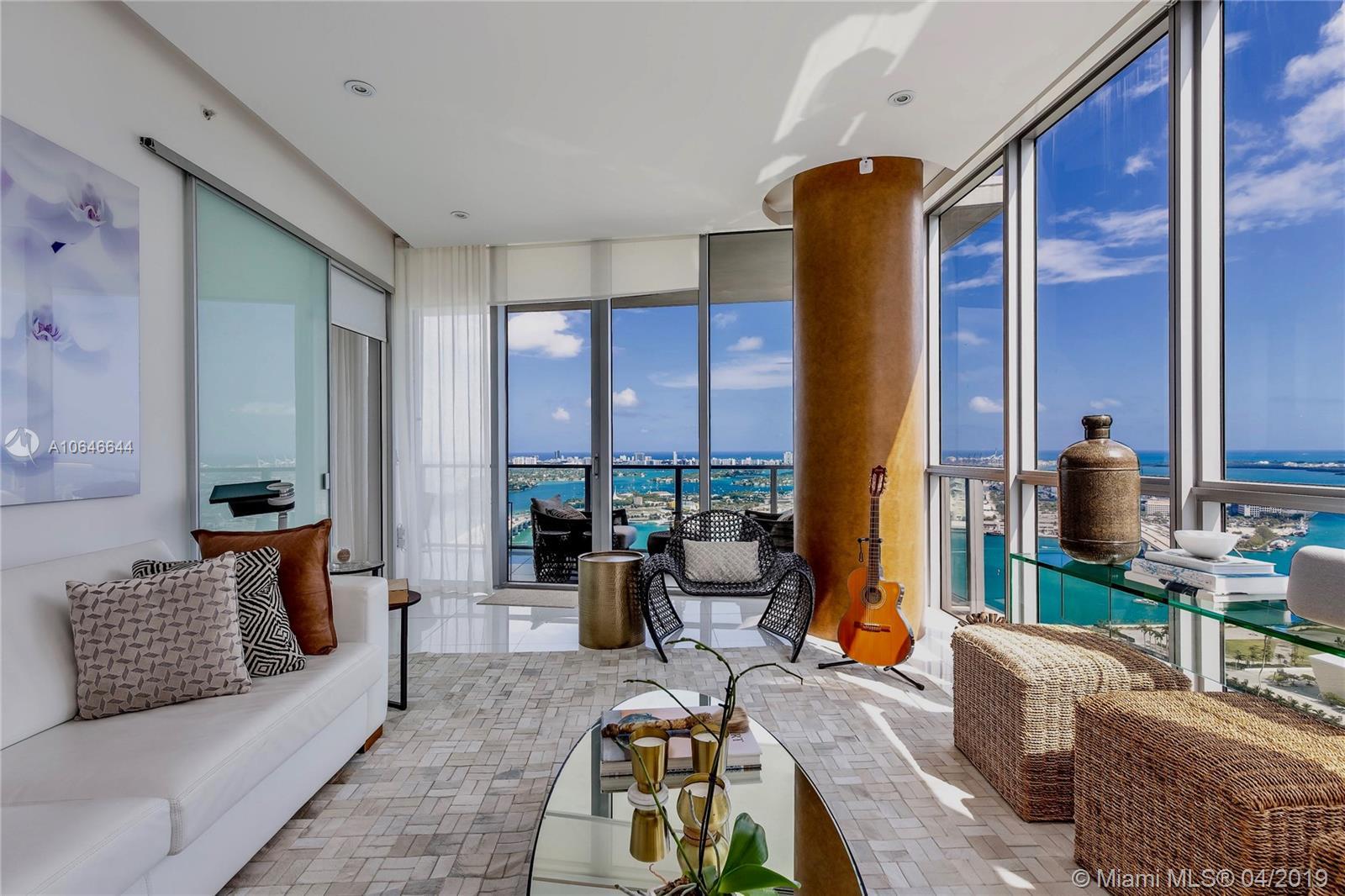 Marquis #4401 - 1100 Biscayne Blvd #4401, Miami, FL 33132