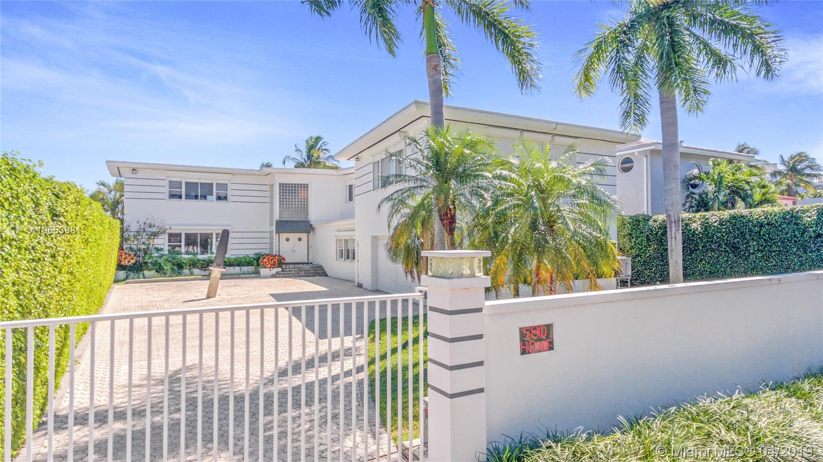 Lake View - 580 Lakeview Dr, Miami Beach, FL 33140