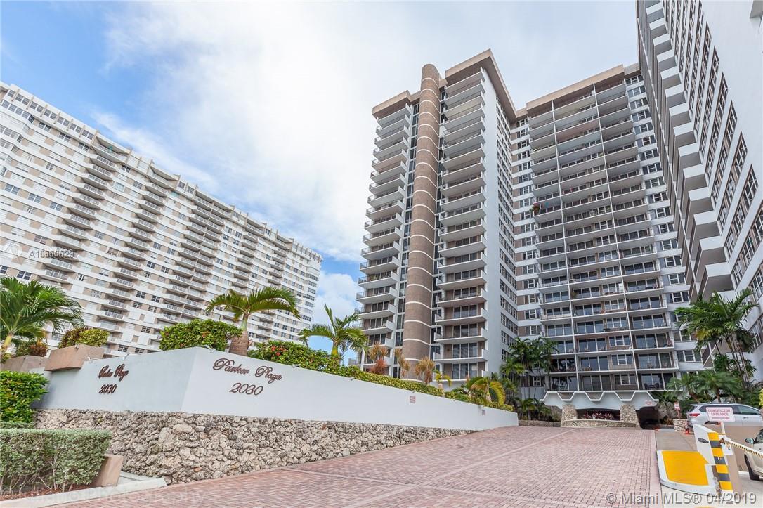Parker Plaza #1706 - 2030 S Ocean Dr #1706, Hallandale Beach, FL 33009