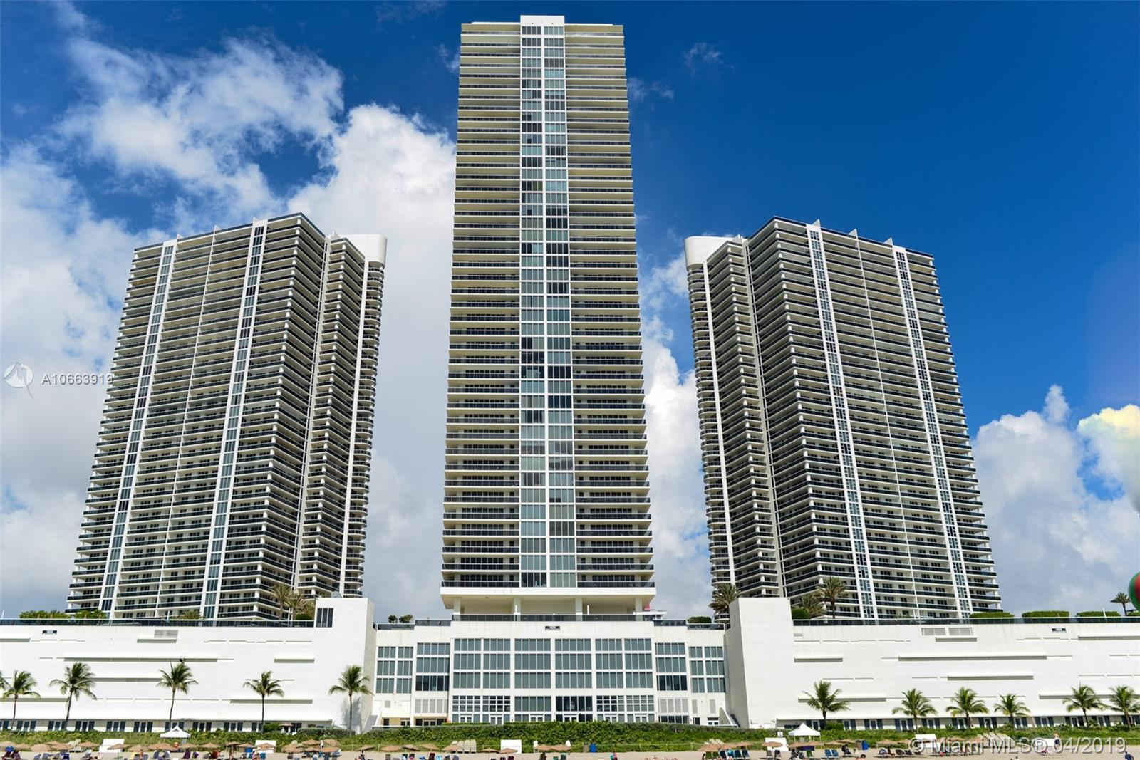 Beach Club II #3503 - 1830 S Ocean Dr #3503, Hallandale Beach, FL 33009