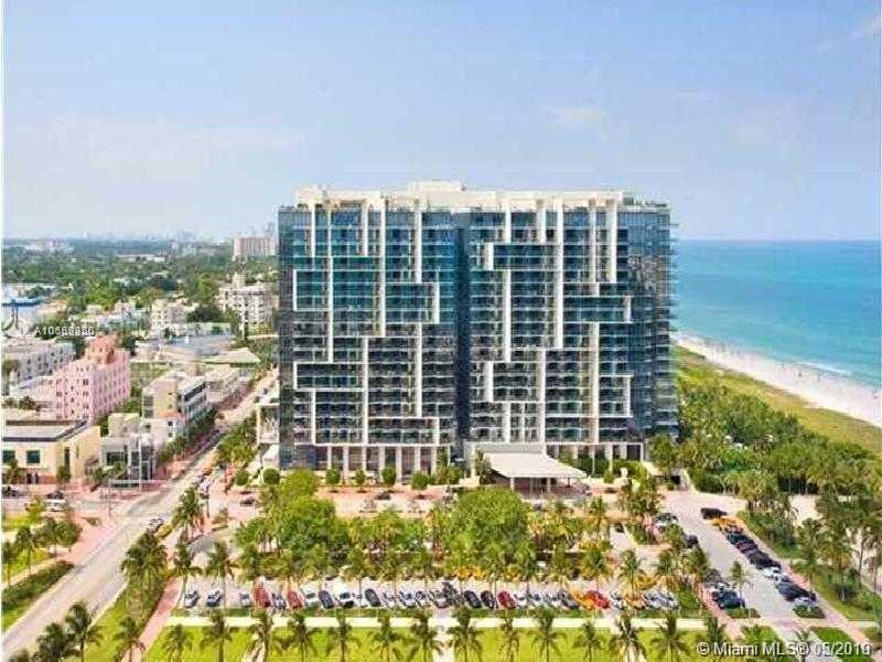 W South Beach #1526 - 2201 Collins Ave #1526, Miami Beach, FL 33139
