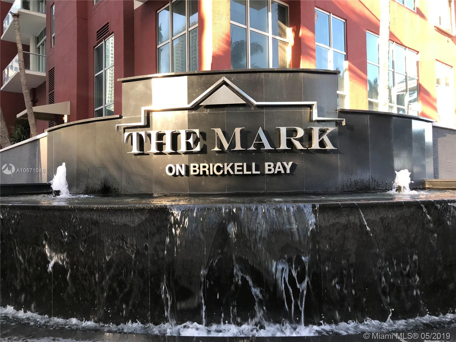 The Mark on Brickell #1105 - 1155 Brickell Bay Dr #1105, Miami, FL 33131