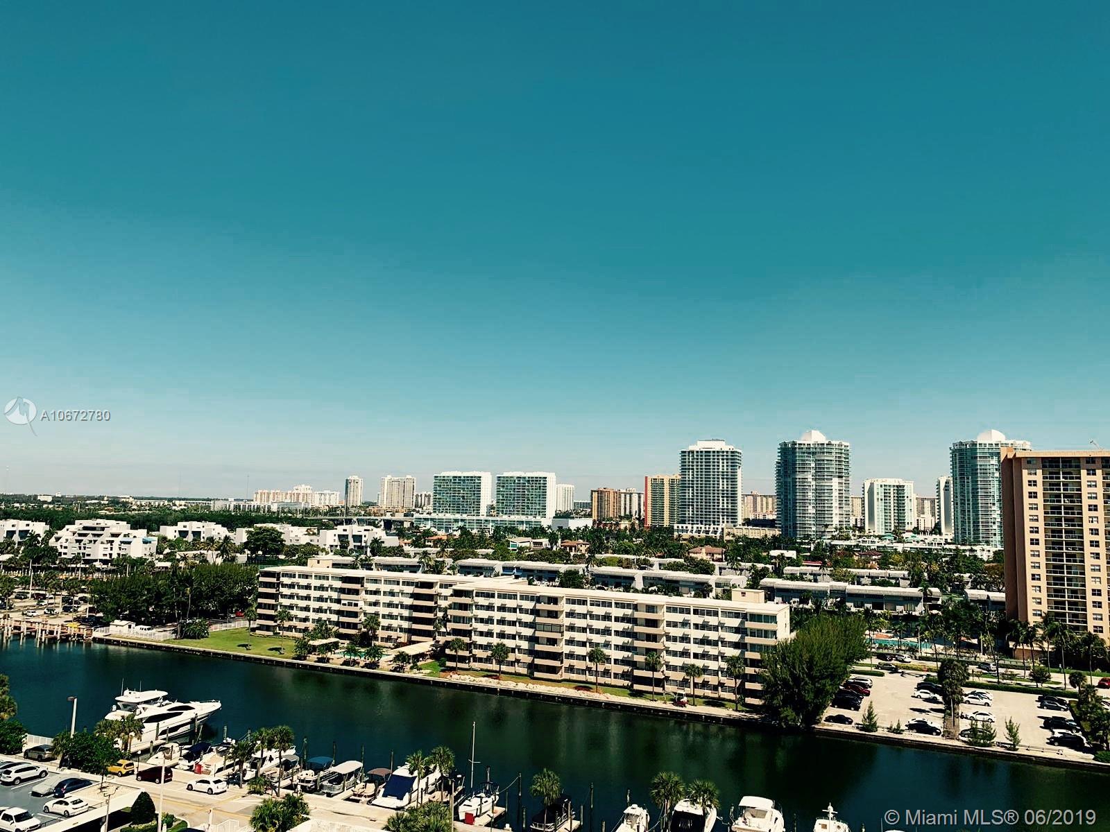 100 Bayview Dr, 1229 - Sunny Isles Beach, Florida