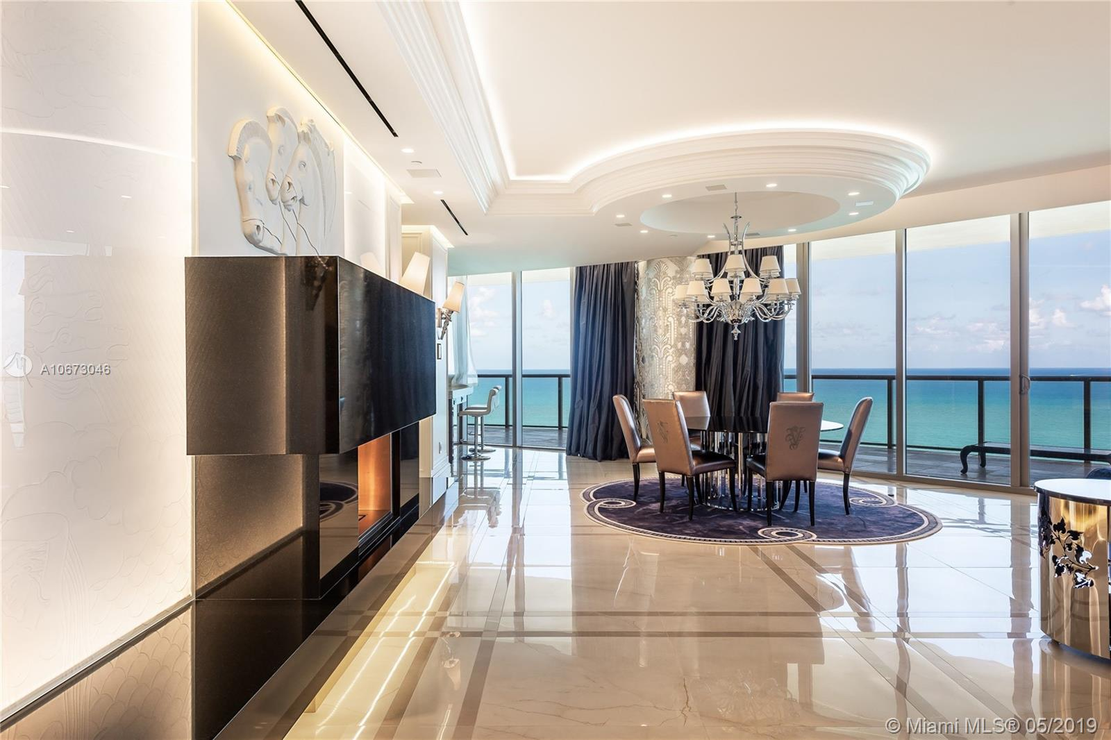 St Regis Bal Harbour Center Tower #2600 - 9703 Collins Ave #2600, Bal Harbour, FL 33154