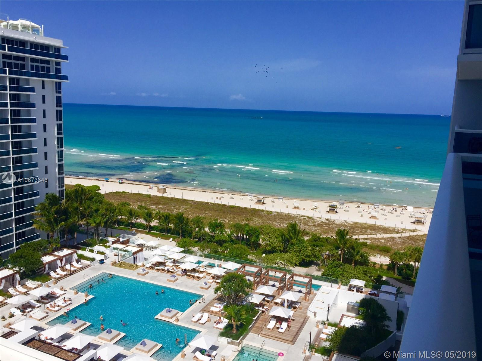 Roney Palace #1418 - 2301 COLLINS AV #1418, Miami Beach, FL 33139