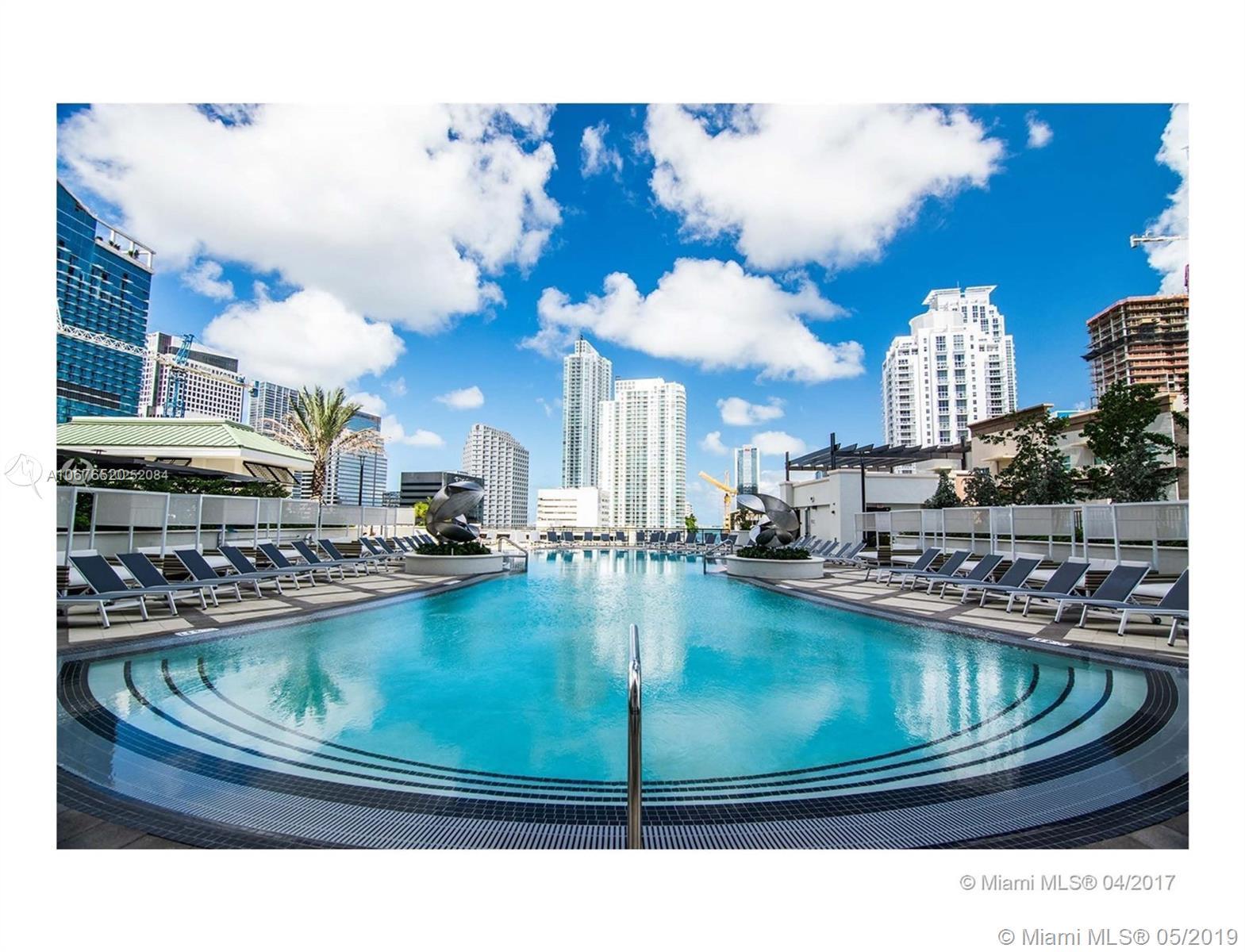 NINE at Mary Brickell #2717 - 999 SW 1st Ave #2717, Miami, FL 33130