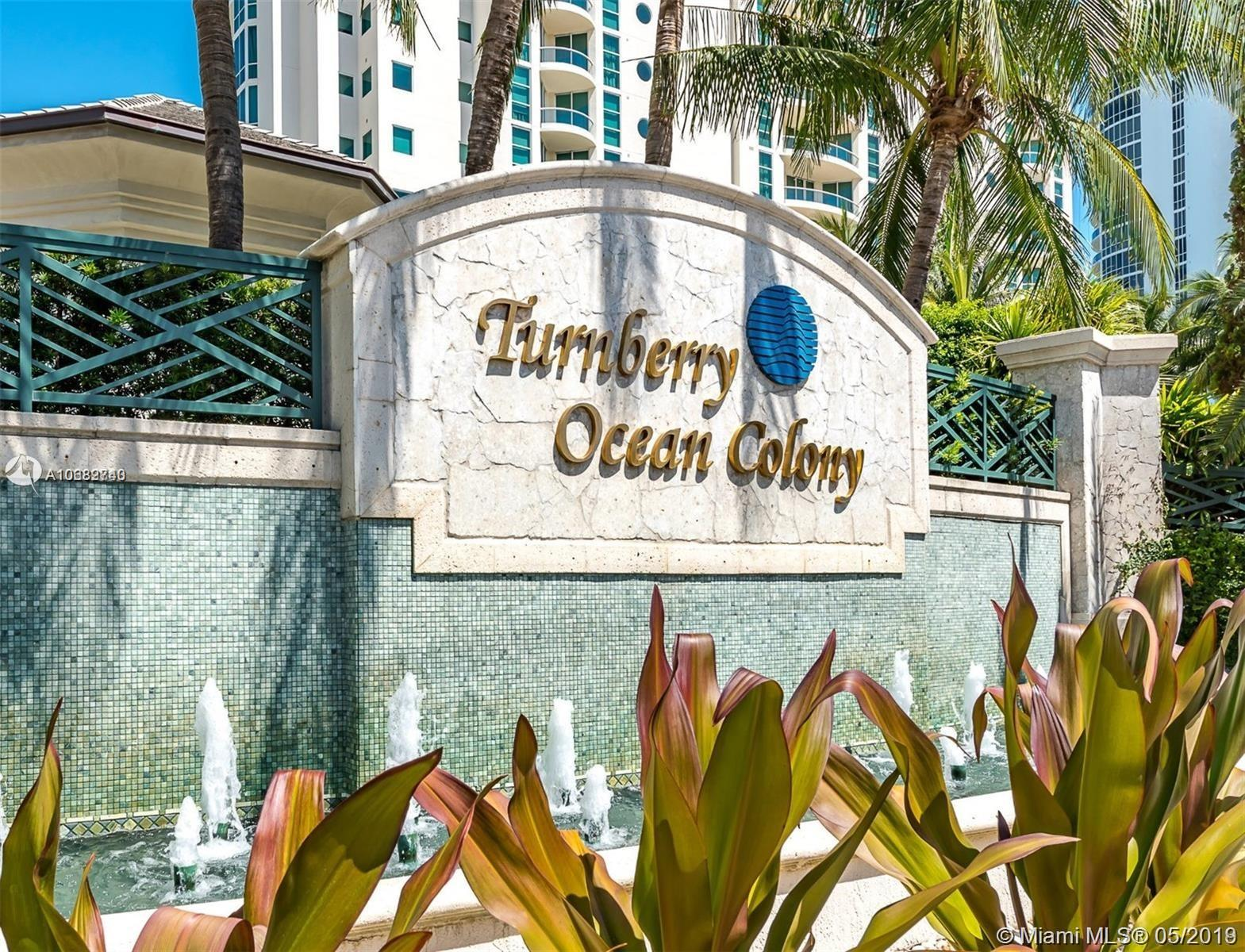 TURNBERRY OCEAN COLONY UNIT PH3602 PHOTO